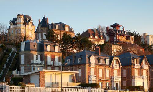 Maisons Villers sur Mer