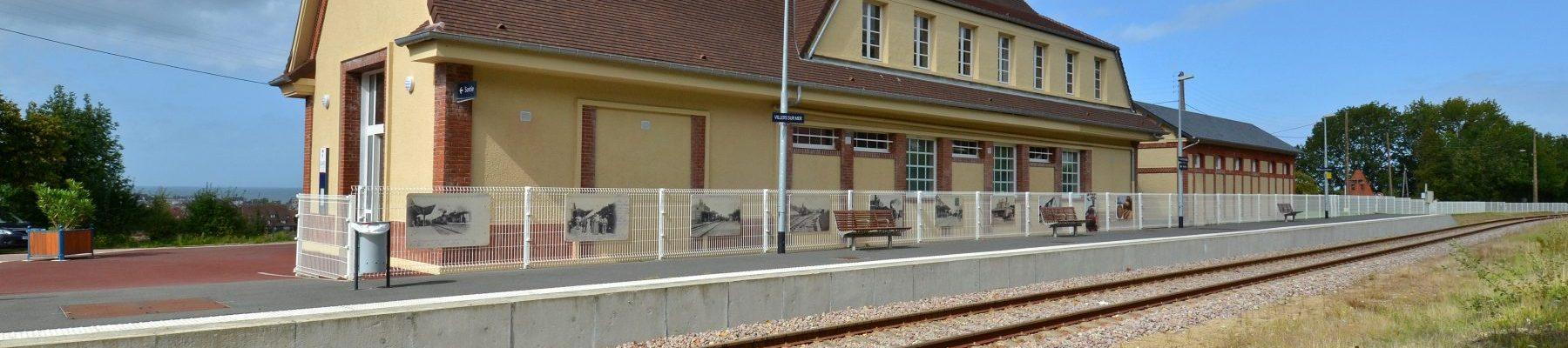 Gare de Villers-sur-Mer