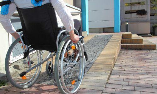 L'accessibilité des bâtiments publics