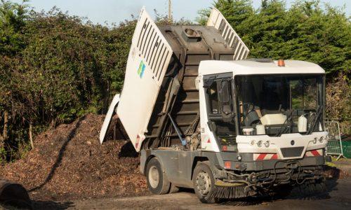 La collecte des déchets ménagers