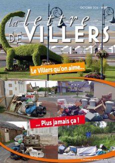 Lettre de Villers N°117