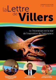 Lettre de Villers N°121