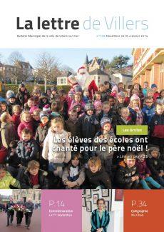 Lettre de Villers N°126