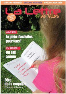 Lettre de Villers N°133