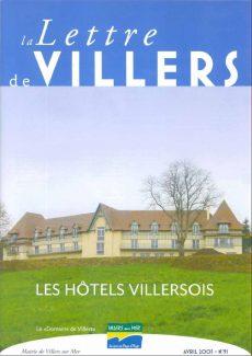 Lettre de Villers N°91
