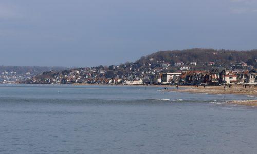 La qualité des eaux de baignade des plages de Villers-sur-Mer