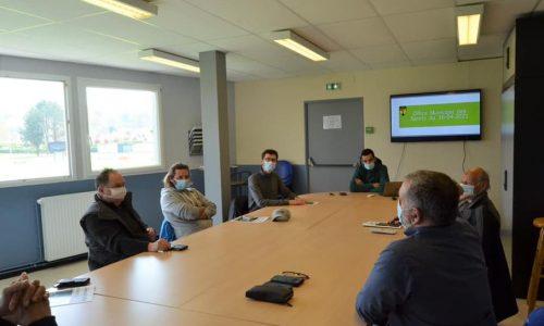Sport : première réunion de l'Office Municipal des Sports
