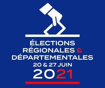 ÉLECTIONS RÉGIONALES ET DÉPARTEMENTALES : allez voter !!!