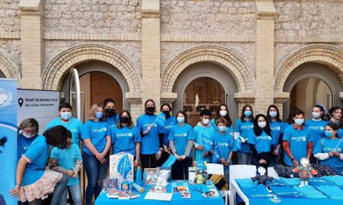 JEUNESSE : Villers-sur-Mer à la réunion UNICEF concernant les « villes amies des enfants »