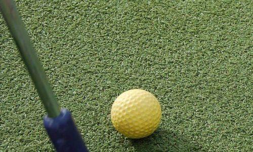 ANIMATIONS : l'opération pour la création d'un nouveau mini-golf a été lancée par l'équipe municipale