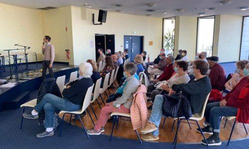 GOUVERNANCE : les Comités de quartier continuent à se réunir. Samedi le Comité de quartier « Villers 2000 » tiendra sa 1ère réunion