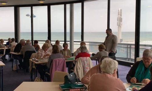 SOCIAL : reprise des goûters des seniors