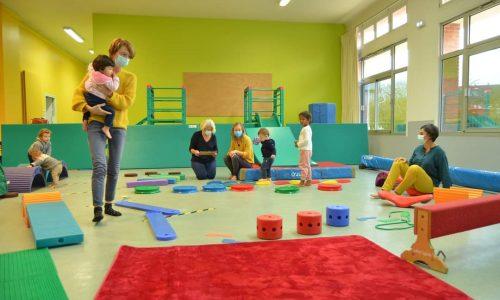 ECOLE : la Mairie de Villers-sur-Mer ouvre les portes de son école au Relai Petite Enfance